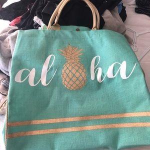 Aloha beach/ travel bag